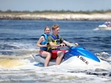 Panama City Beach Jet Ski Tours