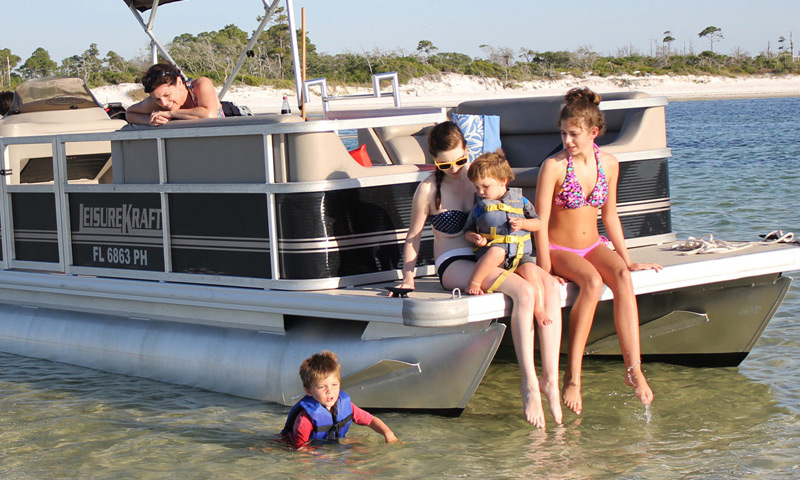 Panama City Beach Pontoon Rental Prices